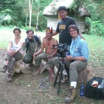 Gary Weimberg and crew, saving rain forests in the Amazon
