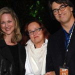 Gary Weimberg, Catherine Ryan, Laura Linney, Mill Valley Film Festival