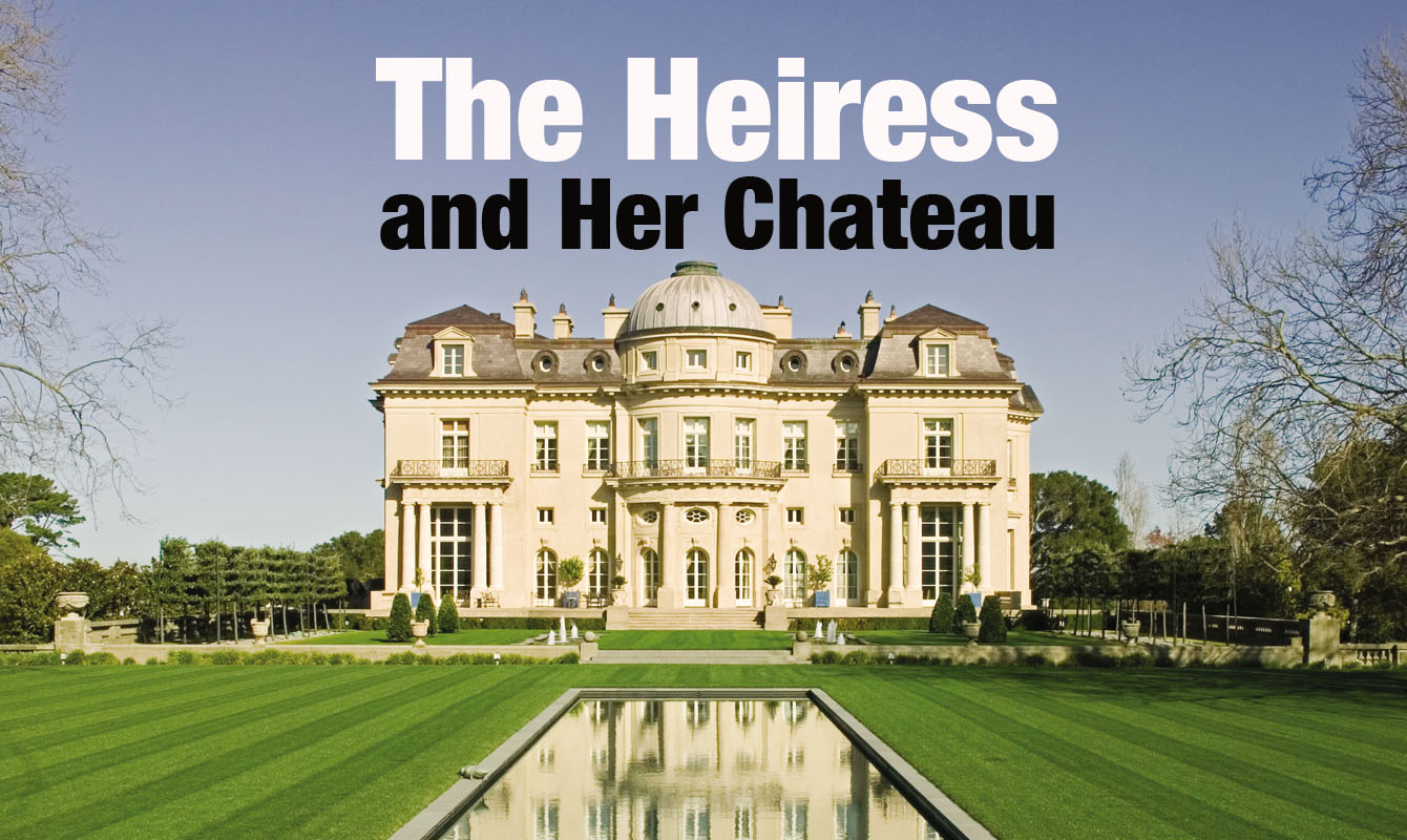 the heiress and her chateau carolands of california luna the heiress and her chateau carolands of california luna productions
