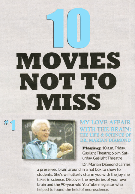 Reviews: My Love Affair with the Brain