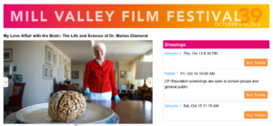 MVFF ticket page