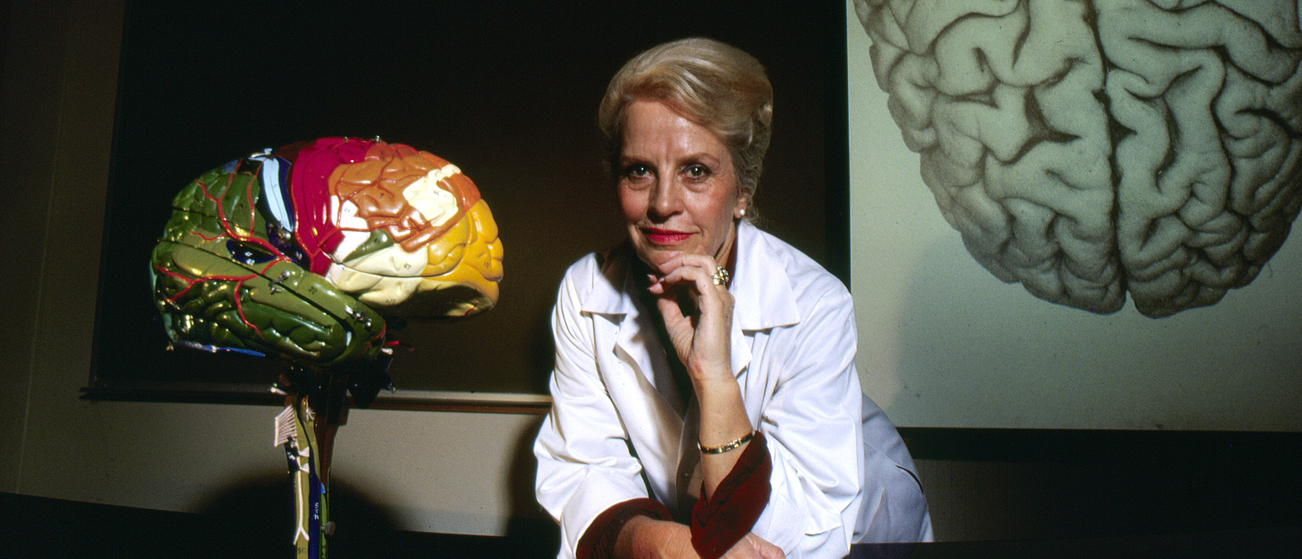 MY LOVE AFFAIR WITH THE BRAIN: The Life and Science of Dr. Marian ...