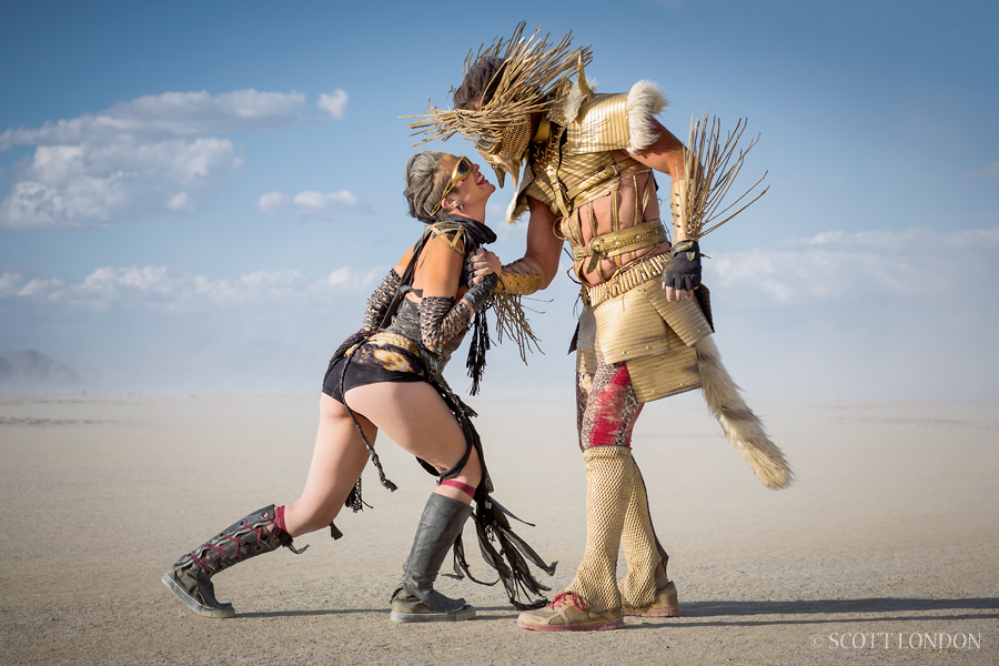 Burning Man 2015. Photo by Scott London (www.scottlondon.com)