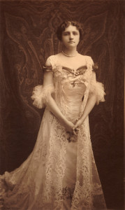 Harriett Pullman Carolan, Heiress and Builder of Chateau,  photo courtesy of Chicago Historical Association