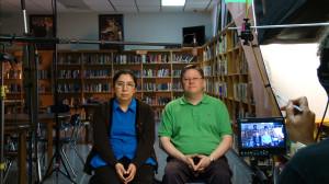 Chuck & Gabby Teacher Portrait 2
