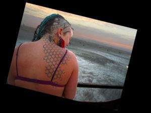 Beehive tattoo 5223_v2